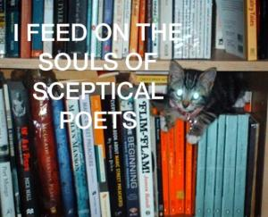 cat poet one