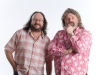 Hairy Bikers Turn Out to be Ant andDec