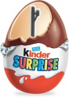 American Guns to be Hidden inside Kinder Eggs