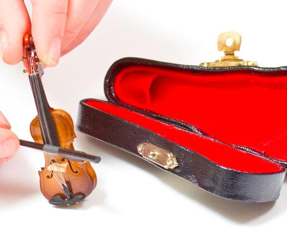 Sales Of Tiny Violins Soar After Brexit