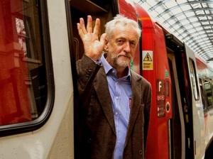 Corbyn Train